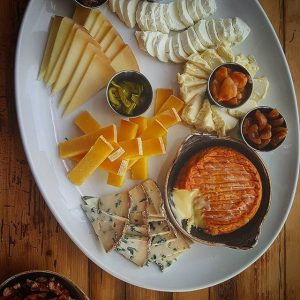 Cheese Plate at The Dapper Goose