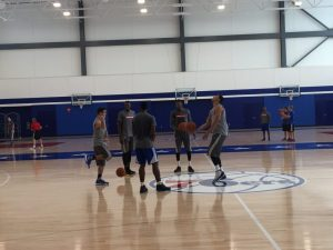 sixers-squad-in-new-facility-in-camden