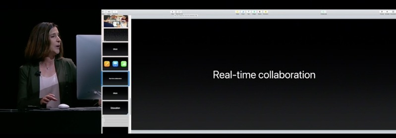 iwork real time collaboration