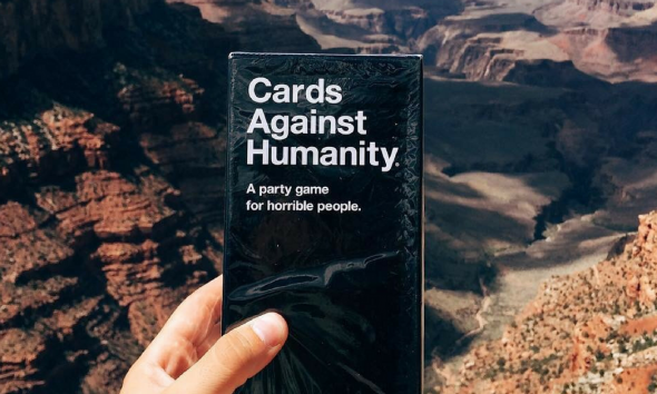 Brent Knepper Cards Against Humanity