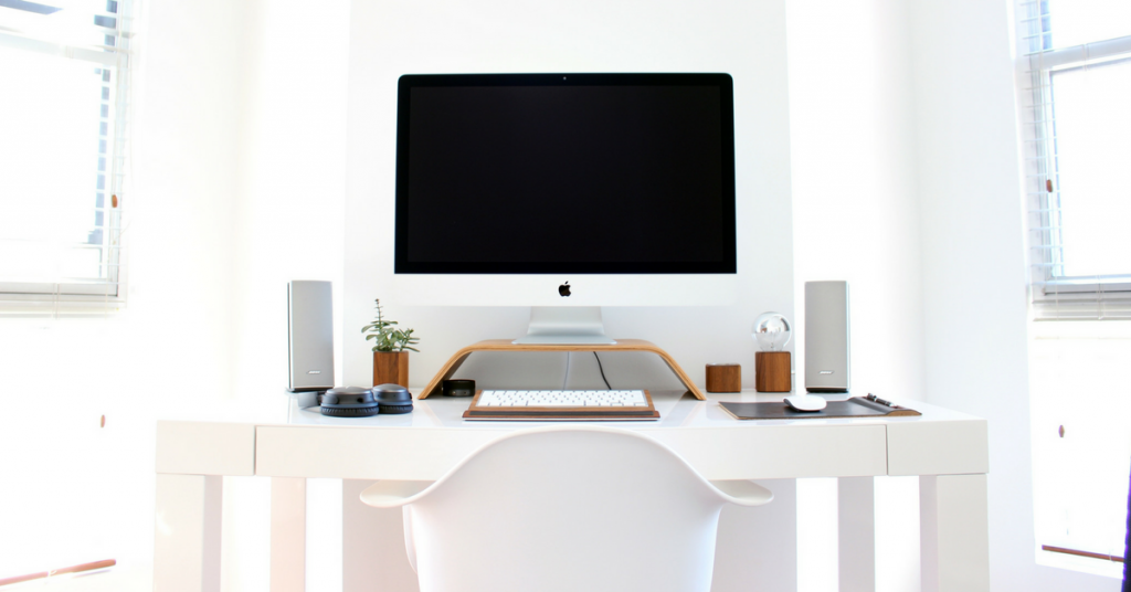 desk organize