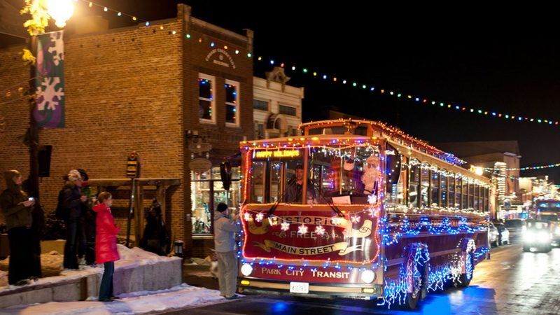 parade park city electric