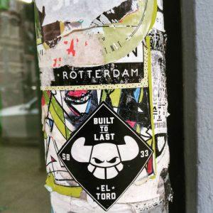 Graffiti Artist El Toro