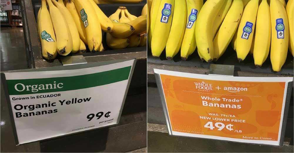 Whole Food Prices