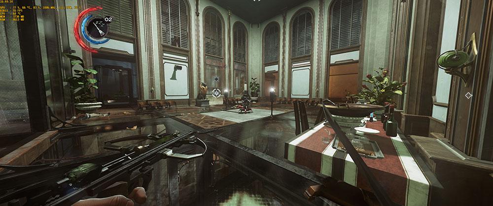 Dishonored 2 1080 ti test