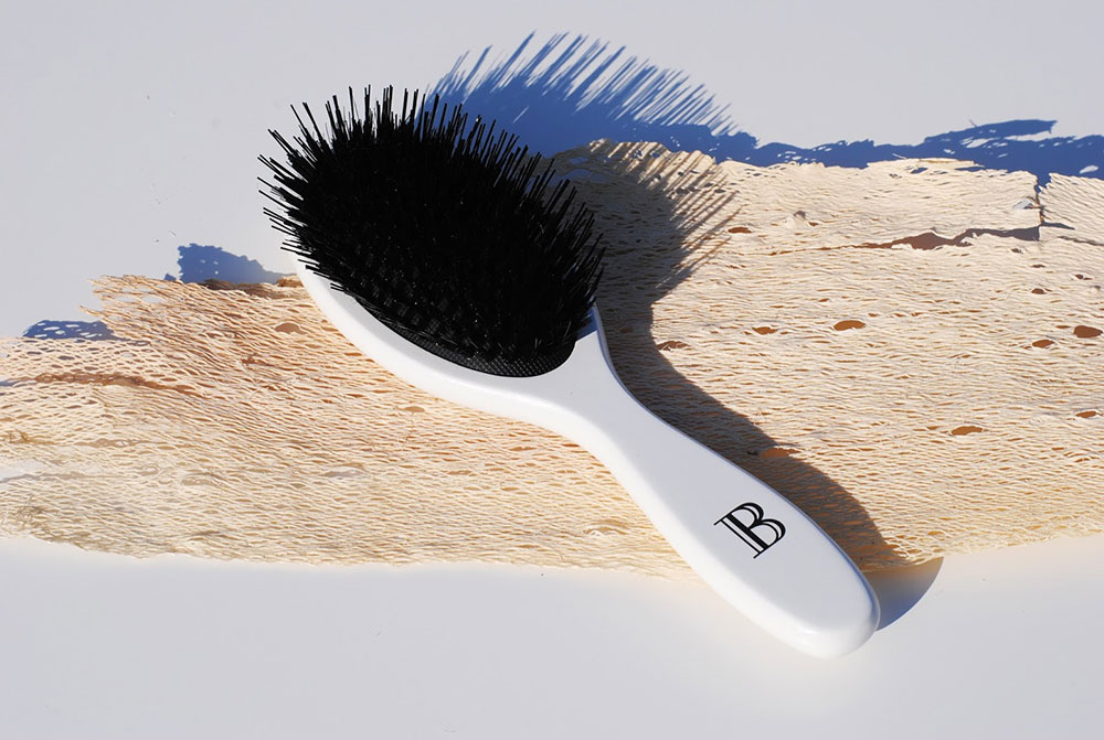 Balmian hair brush
