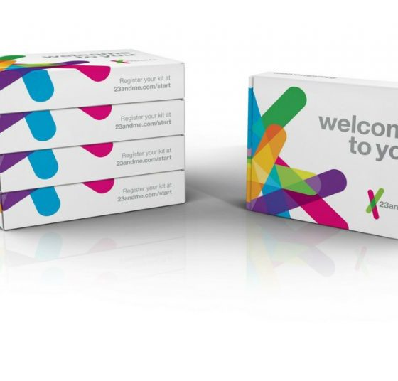 Image From 23andme.com