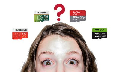 Choosing the right MicroSD