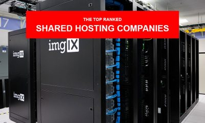 Top ranked shared hosting companies